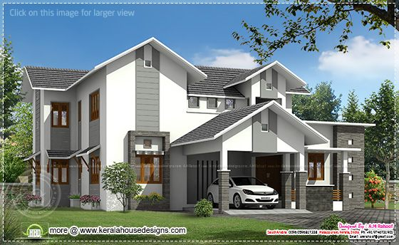 2800 sq-ft home design