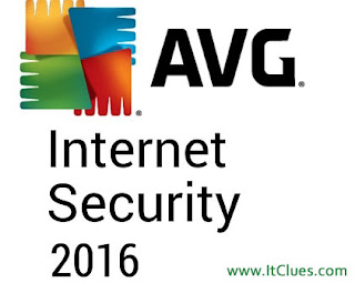 AVG Internet Security / Antivirus 2016 Key
