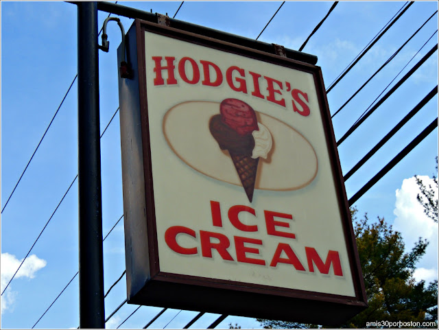 Hodgie's Ice Cream