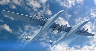Twin fuselage jet