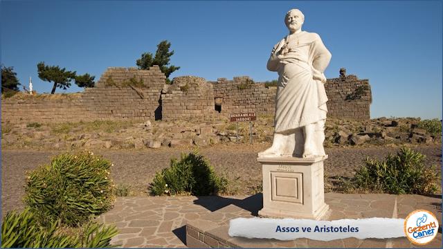 Assos-Aristoteles