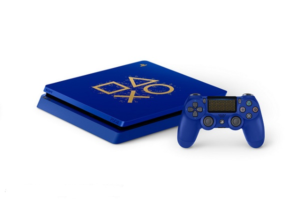 SONY unveils Days of Play Limited Edition PS4