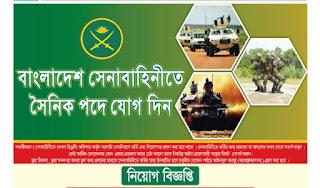 Bangladesh army job circular 2019 | বাংলাদেশ আর্মি জব -২০১৯