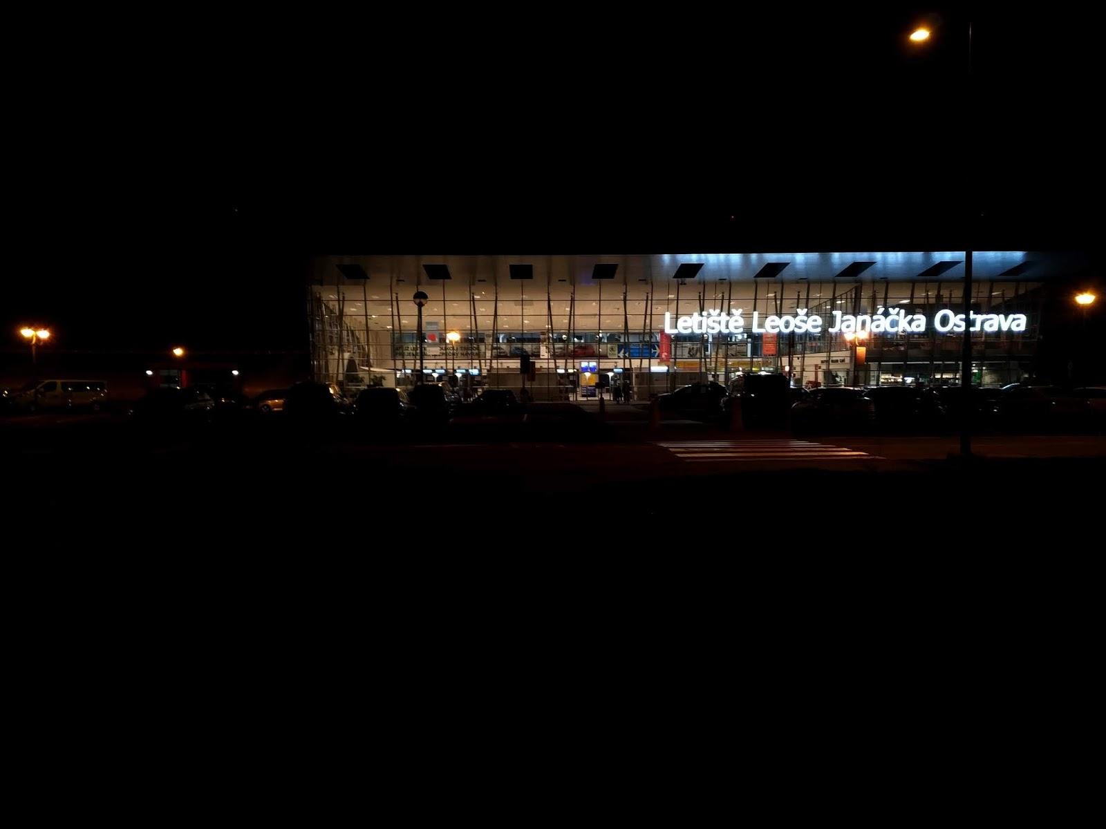 letiště leoše janáčka