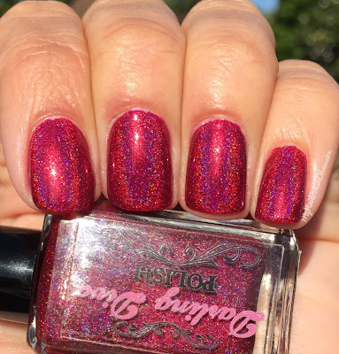 Darling Diva Polish Deadpool Collection; Sexy Motherfucker