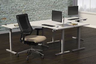 ML Series L Shaped Desks