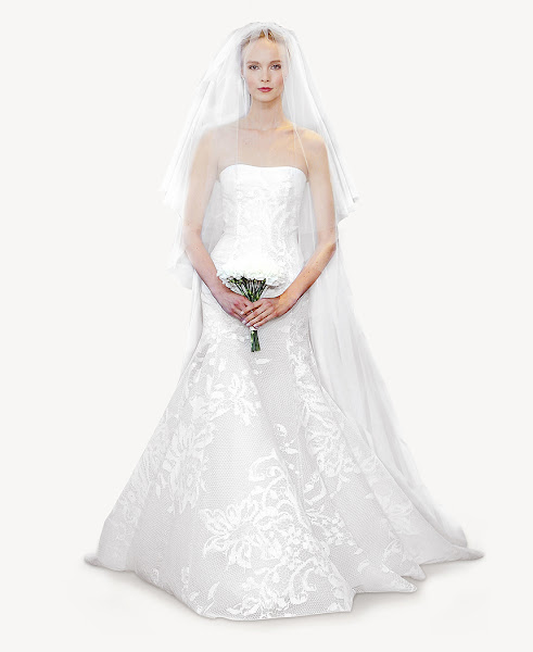 sposa Carolina Herrera 2014