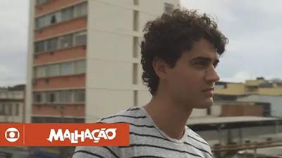 Malhação - Toda Forma de Amar: conheça Duda, personagem de Pedro Alves