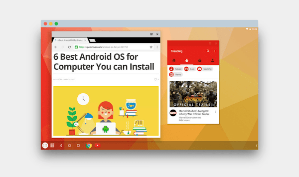Best Android OS for PC - Guide and Reviews