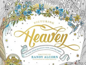 Picturing Heaven: A Coloring Devo Review