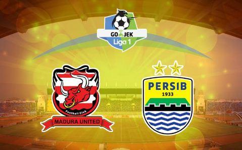 Lawan Madura United, Persib Bandung Hadapi Tiga Masalah
