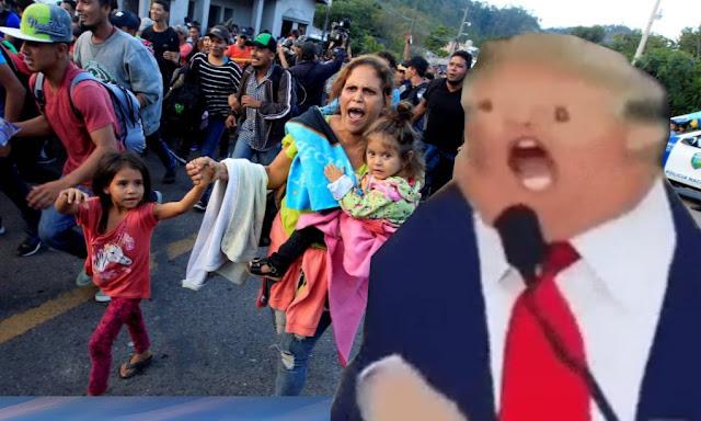 "FAKE NEWS: ""U.S. ENDING AID TO EL SALVADOR, GUATEMALA, HONDURAS OVER MIGRANTS"""