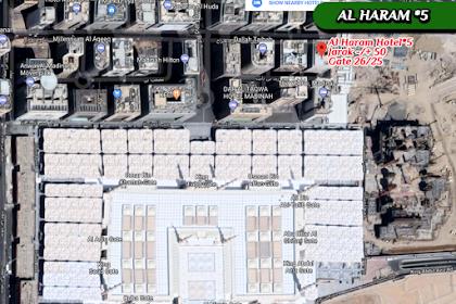 Al Haram Madinah Hotel*5