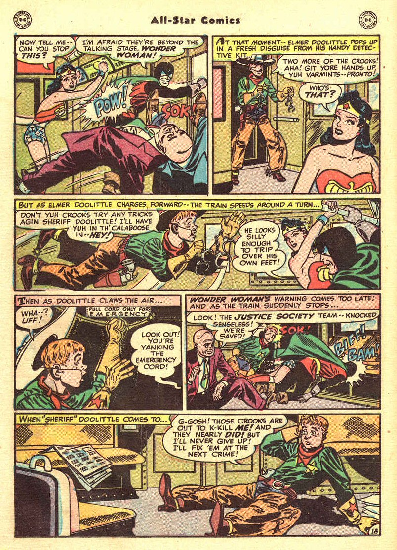 Read online All-Star Comics comic -  Issue #46 - 20