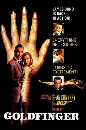 Điệp Viên 007: Ngón Tay Vàng - Goldfinger (1964)