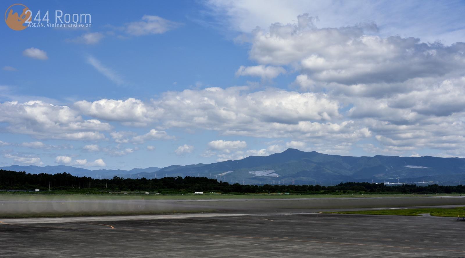 Aso kumamoto airport 阿蘇くまもと空港2