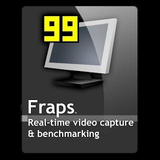 Fraps 3.5.99 logo
