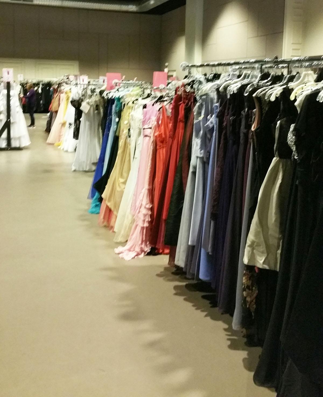 urban + pearl + studio: The Prom Closet 2016