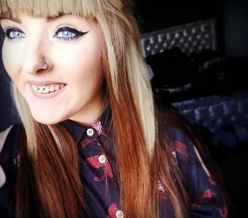 smiley piercing tumblr 2