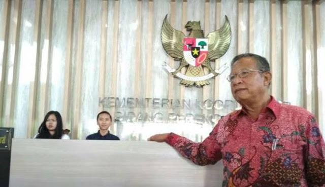 Menko Darmin Klaim Semakin Mudah Berbisnis di Indonesia