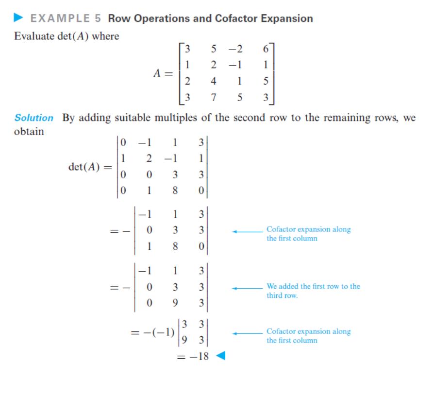 Ebook Aljabar Linear
