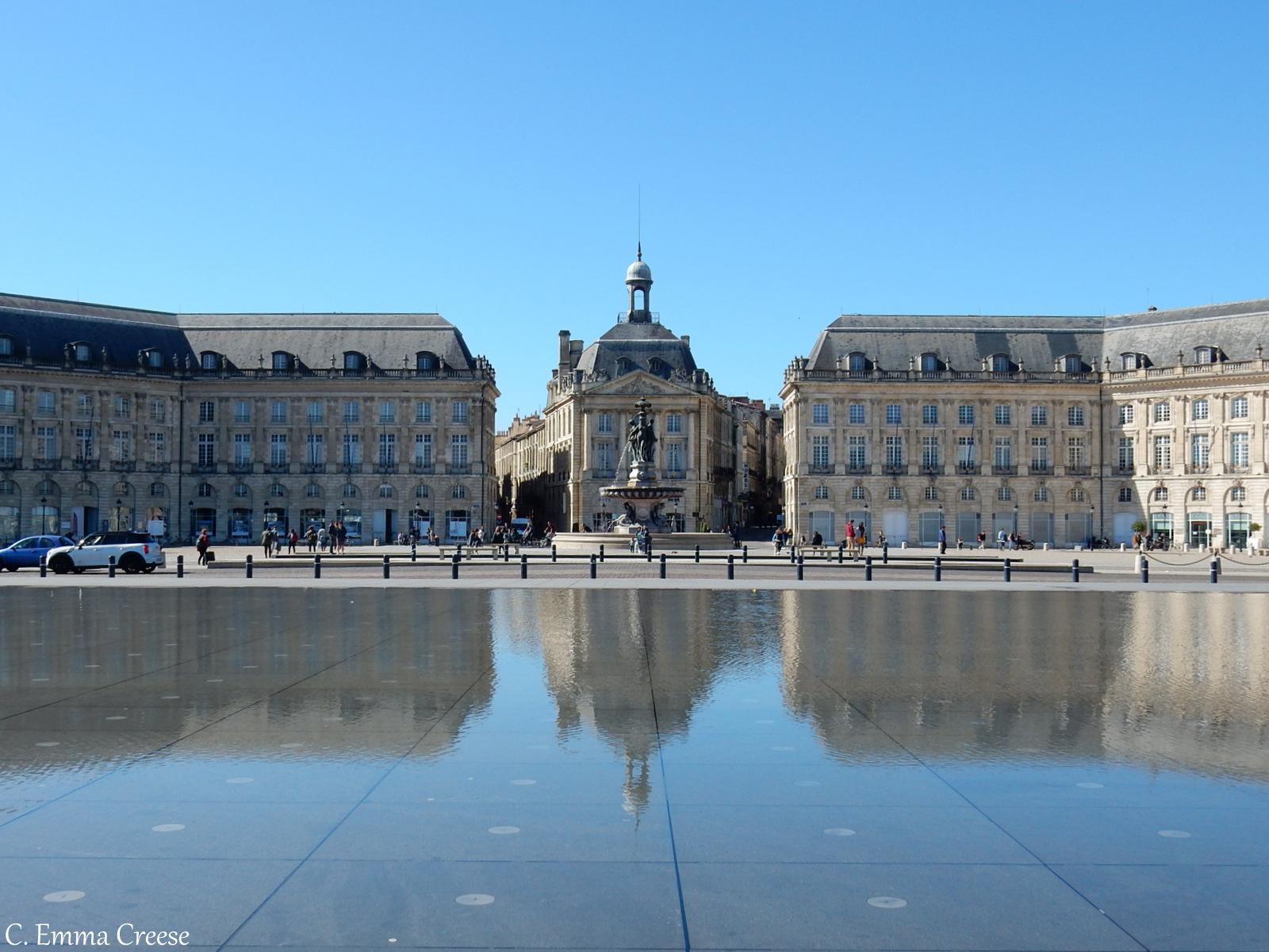 Bordeaux, a surprisingly beautiful city break