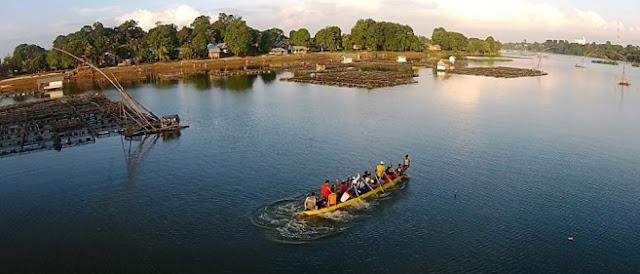 Danau Sipin | wisata Jambi | wonderful Indonesia