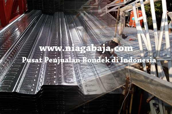 HARGA BONDEK JAKARTA TIMUR, JUAL BONDEK JAKARTA TIMUR, HARGA BONDEK PER METER PER LEMBAR JAKARTA TIMUR TERBARU 2019