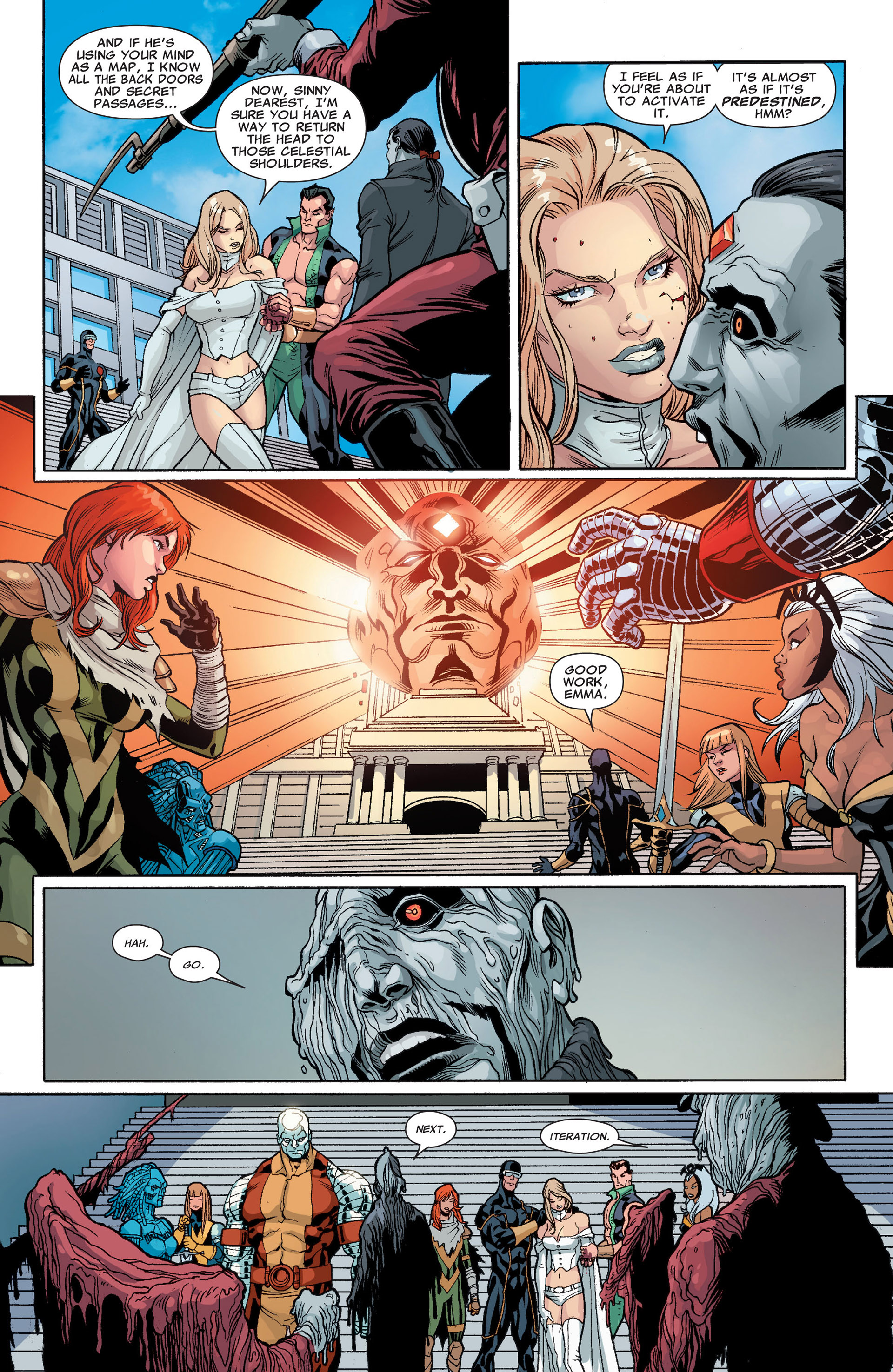 Read online Uncanny X-Men (2012) comic -  Issue #3 - 13