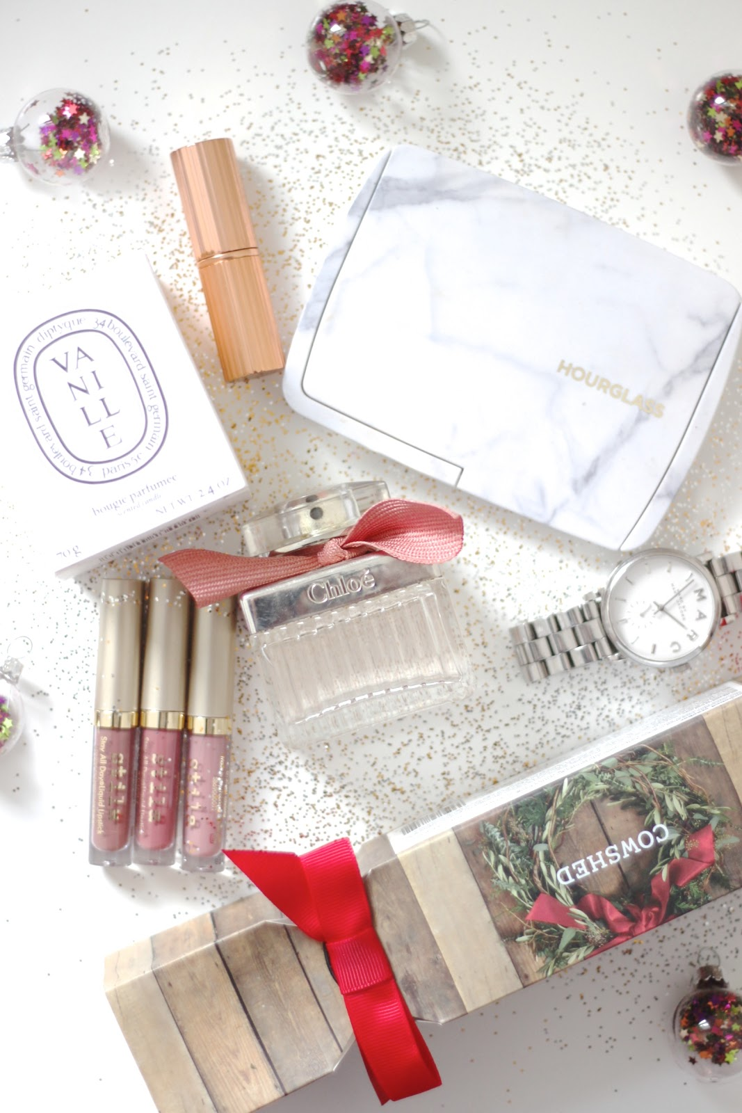 A Girlie Christmas Gift Guide.