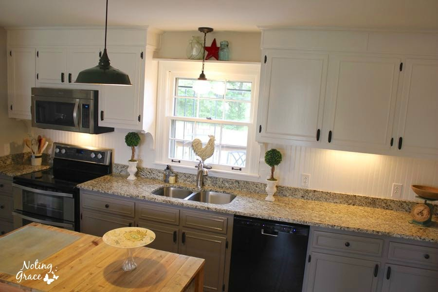 Noting Grace Our Amazing 5000 Farmhouse Kitchen Remodel