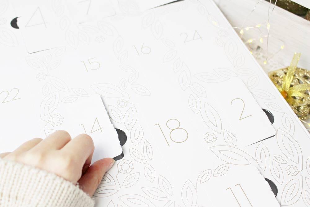 kosmetyczny kalendarz adwentowy