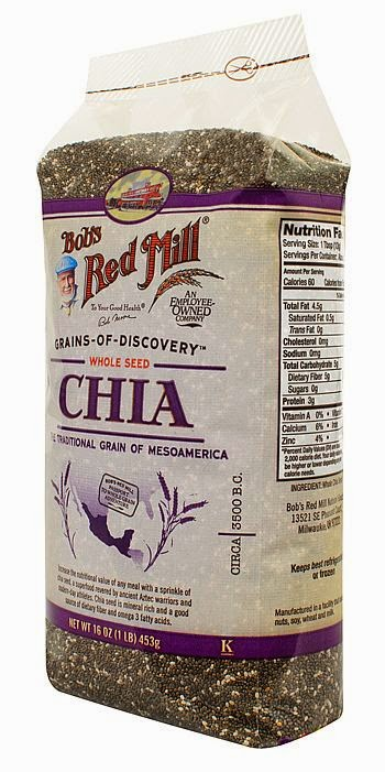 What chia seeds to buy