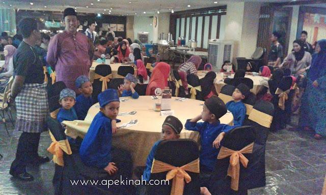 Ramadhan Launching 2018 | Ancasa Hotel & Resort Kuala Lumpur Santuni Anak Yatim dan Asnaf