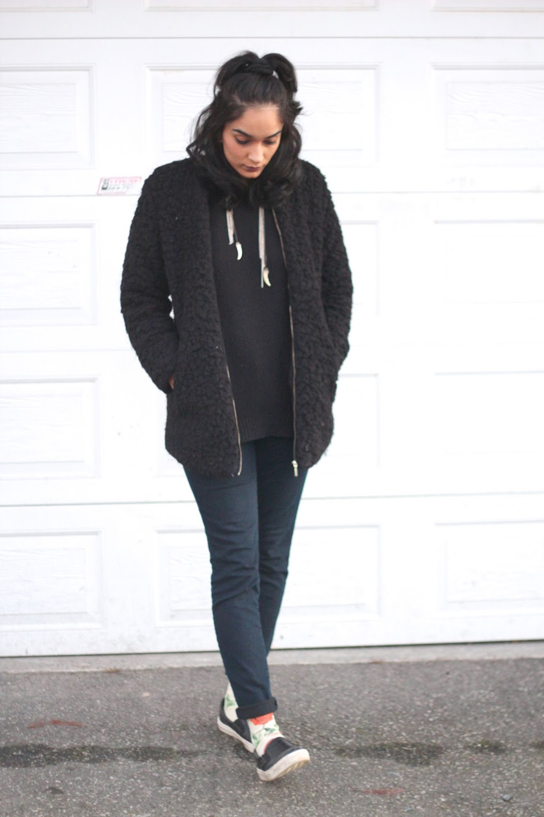 december outfit roundup  winter wonderland giveaway