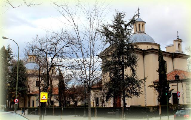 Ermitas gemelas de San Antonio de la Florida (Madrid)