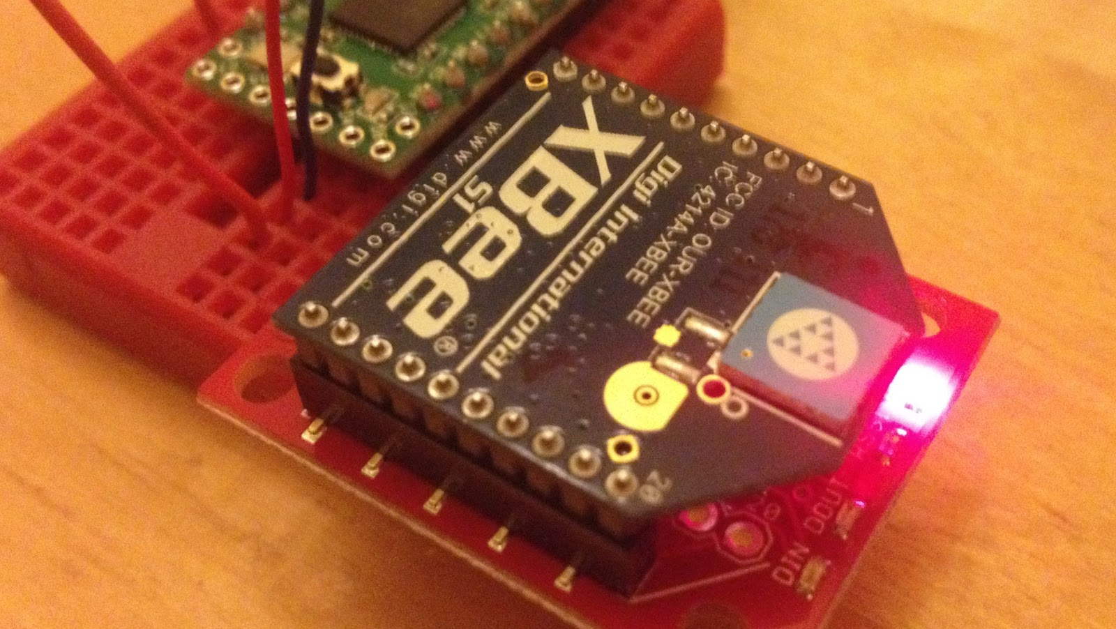 Little Scale Teensy Xbee Simple Native Usb Wireless Midi Controller Aleatoric Blog Archive Circuitbending Tutorial Friday January 18 2013