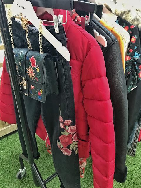 intu, Style Garden, Milton Keynes, Love MK, MK Blogger, Fashion, AW17, Miss Selfridge, Winter, Florals