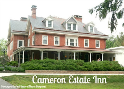 Cameron Estate Inn in Mount Joy Pennsylvania