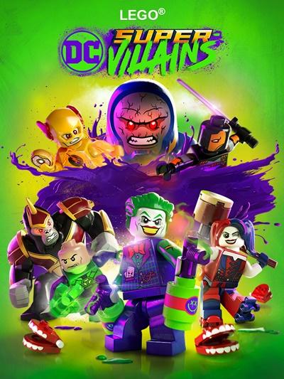 LEGO.DC.Super.Villains, Pantip Download