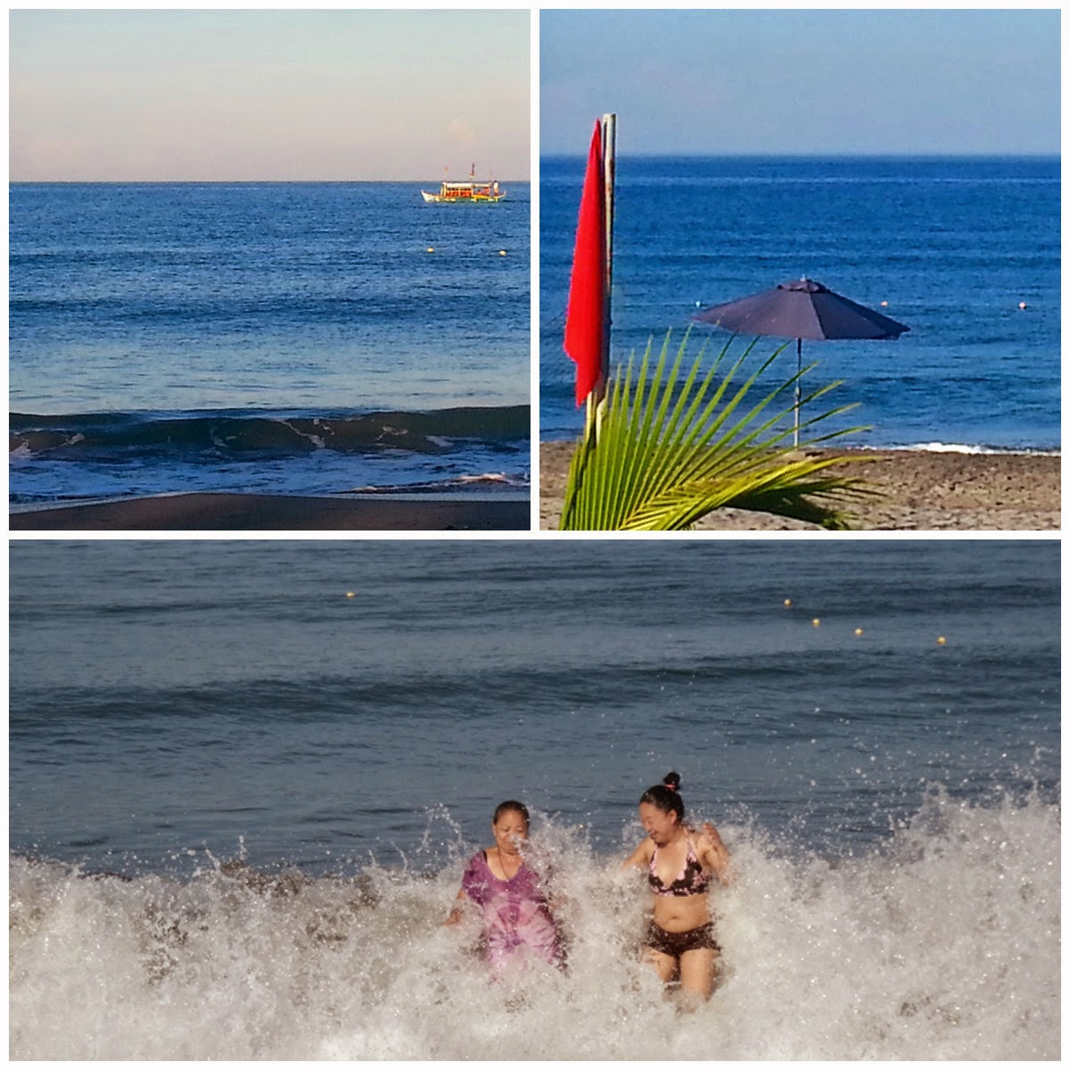 One Is That It Situated Some Distance Away From The Other Resorts Which We Liked Means Beach Was Not Crowded Another Clean With