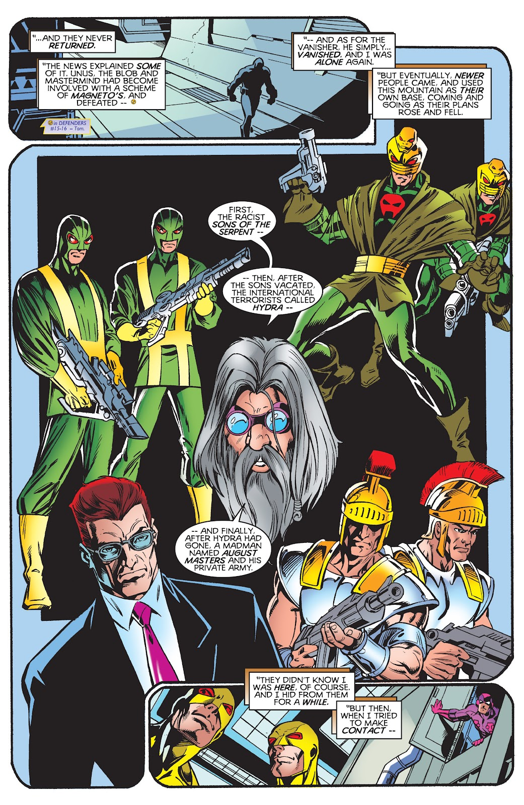 Read online Hawkeye & The Thunderbolts comic -  Issue # TPB 1 (Part 3) - 65
