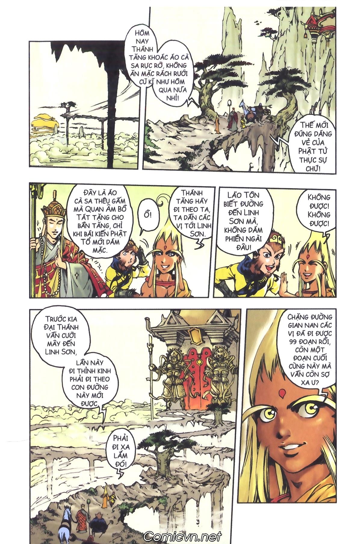 Tây Du Ký màu - Chapter 133 - Pic 8