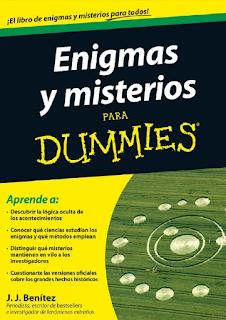 Libro en pdf Enigmas y misterios para Dummies J J Benitez