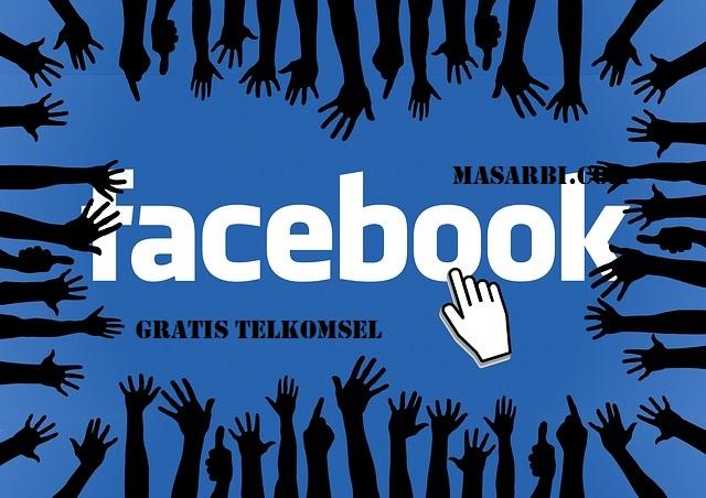 Facebook Gratis Telkomsel