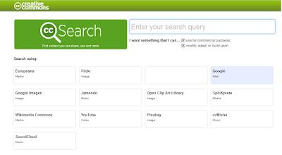 Buscador creative commons imágenes sin derechos
