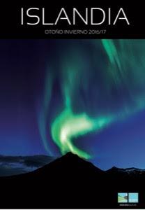 Catálogo de viajes Islandia Otoño/Invierno 2016/17