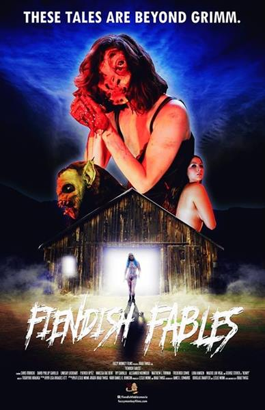 Fiendish Fables 2016 full movie