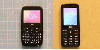 Jio phone vs Jio phone 2