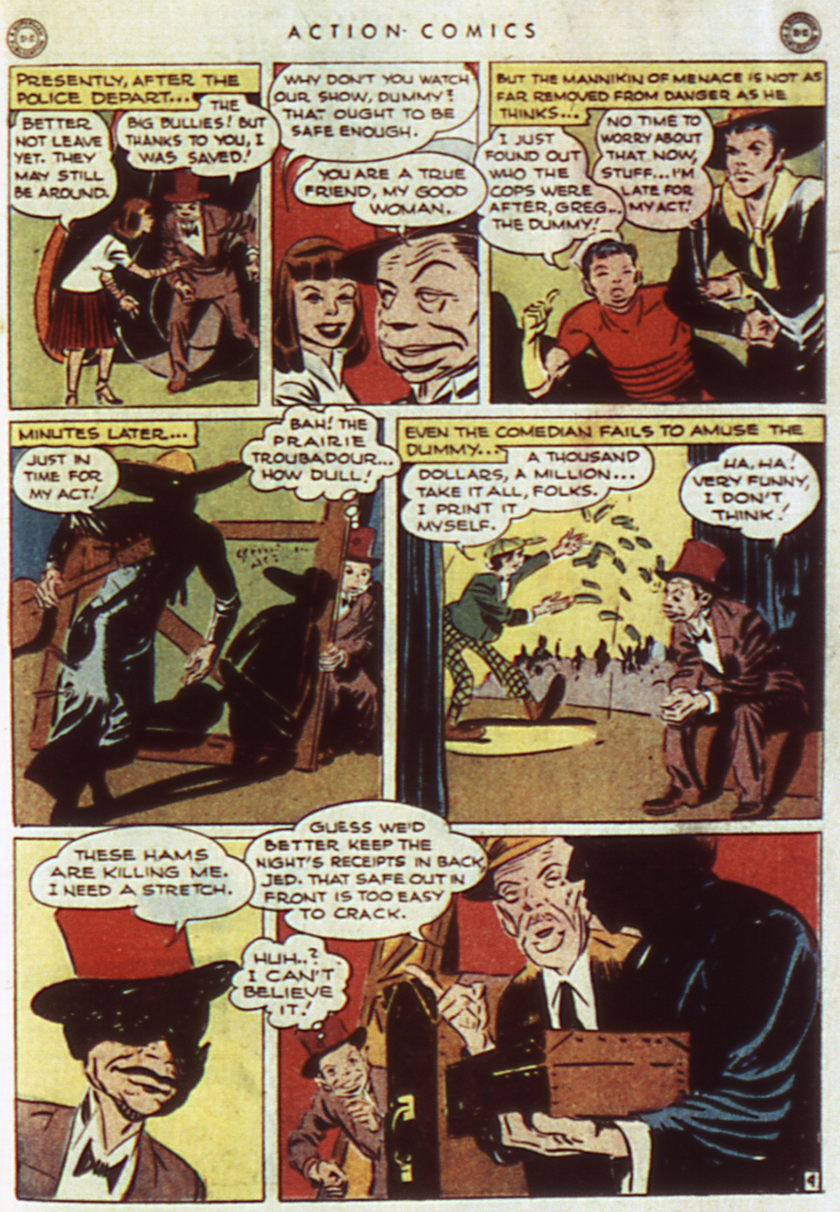 Action Comics (1938) 96 Page 26